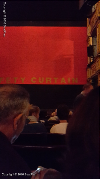 L14 Stalls - Duke of York's Theatre - Seat Review & View Photo