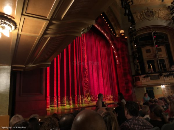 Shubert Theatre Orchestra View From Seat Best Seat Tips