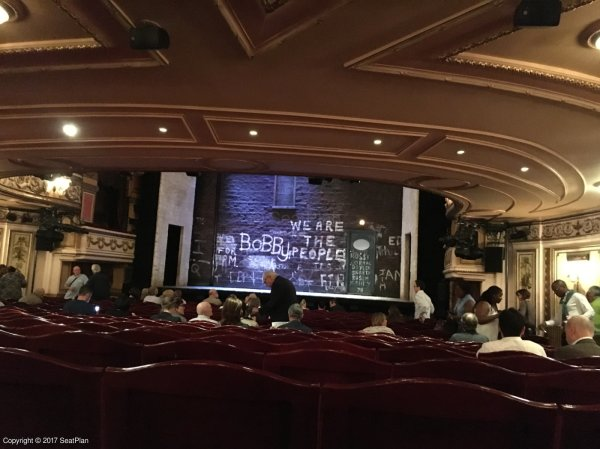 T6 Stalls - Gielgud Theatre - Seat Review & View Photo