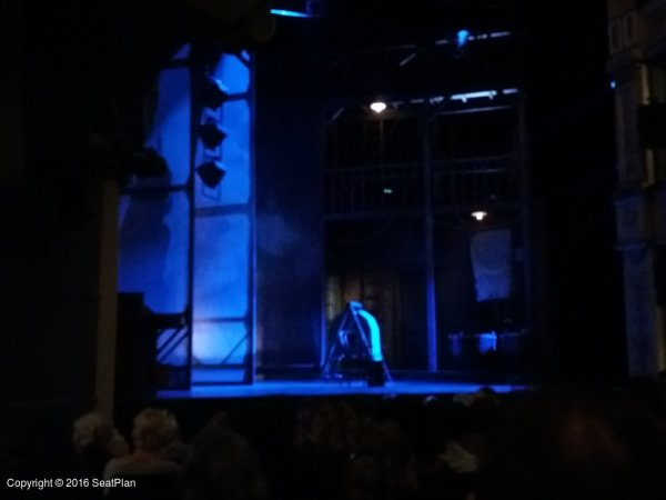 K2 Stalls - Duke of York's Theatre - Seat Review & View Photo