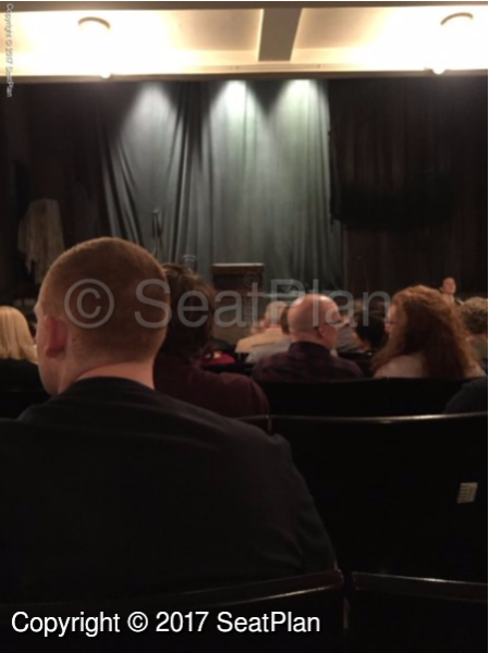 J10 Stalls - Fortune Theatre - Seat Review & View Photo