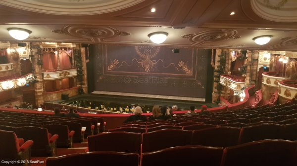 London Coliseum Seating Plan Amp Reviews SeatPlan