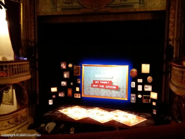B1 Dress Circle - Playhouse Theatre - Seat Review & View Photo
