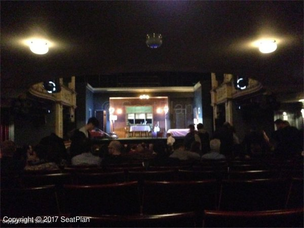 Duke Of York S Theatre R7 View From Seat Photo