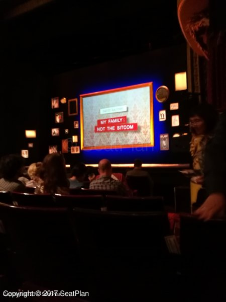 F2 Stalls - Playhouse Theatre - Seat Review & View Photo