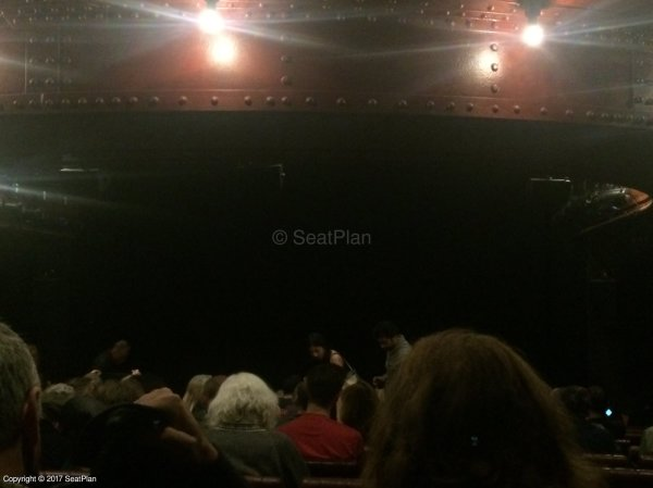 M8 Stalls - Royal Court Theatre - Seat Review & View Photo